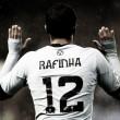 Rafinha, un jugador que brilló en Vigo
