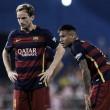 Rakitic elogia Neymar: ''Será o novo Messi''
