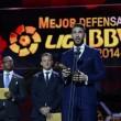 Sergio Ramos se llevó el premio al mejor defensa de la temporada pasada