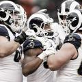 Los Ángeles Rams es elúnico invicto a la semana 7 (Imagen: NFL)