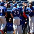 10-Run Third Surges Texas Rangers To 15-4 Drubbing Of New York Yankees