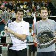 ATP Oeiras: Raonic et Berdych sans rivaux