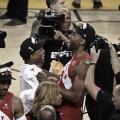 Se termina la dinastía y los Raptors se coronan en la NBA