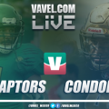 Condors vs Raptors EN VIVO ahora en Final LFA (0-0)