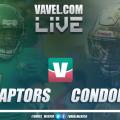 Condors vs Raptors EN VIVO ahora en Final LFA (0-0)