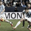 Goleadores del Málaga ante el Celta de Vigo