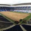 El RCDE Stadium tendrá un nuevo césped