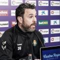 """Sergio González: """"El Barcelona es un rival que te quiere dominar"""""""
