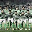 Real Betis - Almería: Puntuaciones Betis, 1/16 de final Copa del Rey