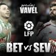 Real Betis - Sevilla: dos colores, una ciudad