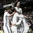 El Madrid de Zidane llega a los 100 goles en el Bernabéu