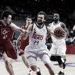 El Madrid derrota con solvencia al CAi y permanece líder invicto