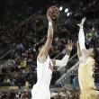 Los blancos derrotan al Gran Canaria a base de triples y un enorme Ayón