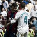 Los 'Sergios' Ramos y Postigo, juntos en el último enfrentamiento entre ambos equipos I Foto: Daniel Nieto (VAVEL)
