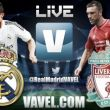 Live Champions League : le match Real Madrid vs Liverpool en direct