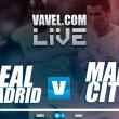 Real Madrid vs Manchester City EN VIVO en tiempo real en ICC 2017