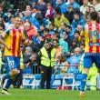 El 'Cid' Rodrigo Moreno en la batalla del Bernabéu