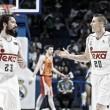 El Madrid se mete en la final tras otra batalla épica en la Fonteta