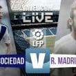 En vivo: Real Sociedad 0-0 Real Madrid online en Primera División 2016