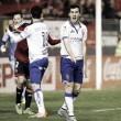 El Real Zaragoza resiste con orgullo