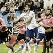 Tres victorias en las diez últimas visitas del Real Zaragoza al Heliodoro