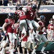 Ole Miss smother Georgia 45-14 behind dominant first-half performance