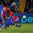 """Carrasco: """"Quiero marcar muchos goles más, pero lo más importante es la victoria"""""""