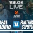 Resultado Real Madrid Baloncesto vs Panathinaikos en directo online en Cuartos de final de Euroliga 2018 (81-74)