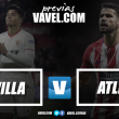 Previa Sevilla vs Atlético de Madrid: acabar con la bestia negra