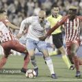Real Zaragoza 1-2 UD Almería: definitivamente en zona de nadie