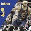Finales NBA 2017: las ocho finales de LeBron James