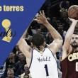 Finales NBA 2017: lucha de torres