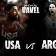 Estados Unidos - Argentina: 'Los Juegos del Hambre'