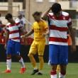El Recreativo Granada se estrena en casa con buen juego pero derrota