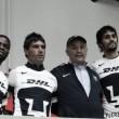 Pumas presentó a sus refuerzos para el CL 2018