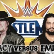 Undertaker vs. Roman Reigns: The WrestleMania Headache