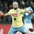 Pepe Reina 'satisfied' with Napoli's start
