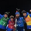 La France, championne olympique du relais mixte