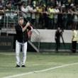 """""""Hoje eu quero comemorar a classificação"""", diz Renato após empate contra Palmeiras"""