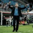 """Renato descarta reforços e exalta elenco após classificação na Libertadores: """"Estou satisfeito"""""""