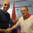 Goran Čaušić llega; Nauzet renueva