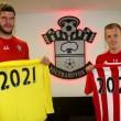 Forster y Ward-Prowse amplían sus contratos con el Southampton