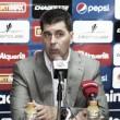 """Ismael Rescalvo: """"Tuvimos la capacidad de remontar un partido dificil"""""""