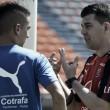 """Ismael Rescalvo: """"Con el pasar de los partidos iremos mejorando"""""""