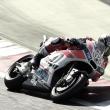 Los pilotos del Ducati Team finalizan su test privado en Barcelona