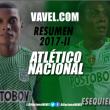 Atlético Nacional Resumen 2017-II: Esequiel Palomeque, nunca encontró su lugar