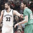 Resumen NBA: Marc vence a Pau; Hawks y Warriors alcanzan las 50 victorias