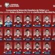 Com retorno de Iniesta,Lopetegui convoca Seleção Espanhola para as eliminatórias