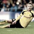 Marco Reus quiere llegar a tiempo a la reanudación de la Bundesliga