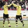 Un Dortmund sencillo, contundente y en la lucha